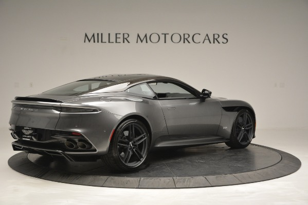 Used 2019 Aston Martin DBS Superleggera Coupe for sale Sold at Aston Martin of Greenwich in Greenwich CT 06830 8