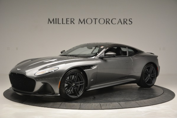 Used 2019 Aston Martin DBS Superleggera Coupe for sale Sold at Aston Martin of Greenwich in Greenwich CT 06830 1