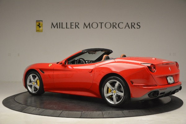 Used 2016 Ferrari California T Handling Speciale for sale Sold at Aston Martin of Greenwich in Greenwich CT 06830 4