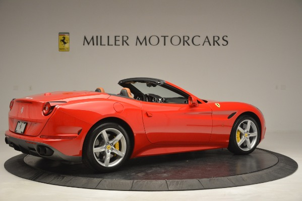 Used 2016 Ferrari California T Handling Speciale for sale Sold at Aston Martin of Greenwich in Greenwich CT 06830 8