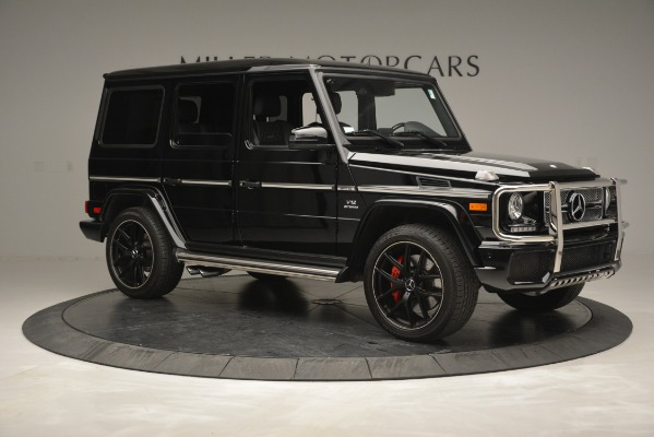 Used 2016 Mercedes-Benz G-Class AMG G 65 for sale Sold at Aston Martin of Greenwich in Greenwich CT 06830 10