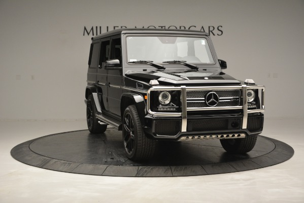 Used 2016 Mercedes-Benz G-Class AMG G 65 for sale Sold at Aston Martin of Greenwich in Greenwich CT 06830 11