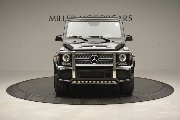 Used 2016 Mercedes-Benz G-Class AMG G 65 for sale Sold at Aston Martin of Greenwich in Greenwich CT 06830 12