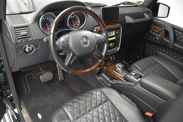 Used 2016 Mercedes-Benz G-Class AMG G 65 for sale Sold at Aston Martin of Greenwich in Greenwich CT 06830 14