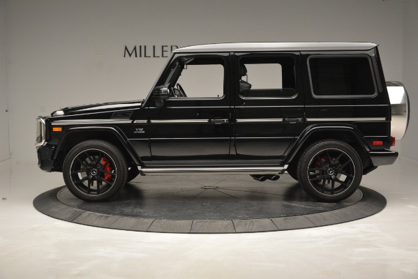 Used 2016 Mercedes-Benz G-Class AMG G 65 for sale Sold at Aston Martin of Greenwich in Greenwich CT 06830 3