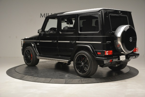 Used 2016 Mercedes-Benz G-Class AMG G 65 for sale Sold at Aston Martin of Greenwich in Greenwich CT 06830 4