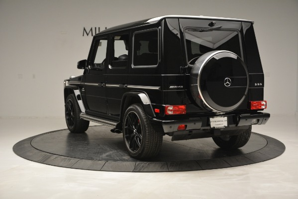 Used 2016 Mercedes-Benz G-Class AMG G 65 for sale Sold at Aston Martin of Greenwich in Greenwich CT 06830 5