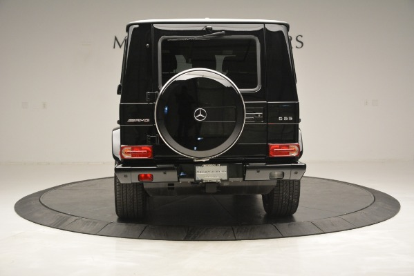 Used 2016 Mercedes-Benz G-Class AMG G 65 for sale Sold at Aston Martin of Greenwich in Greenwich CT 06830 6
