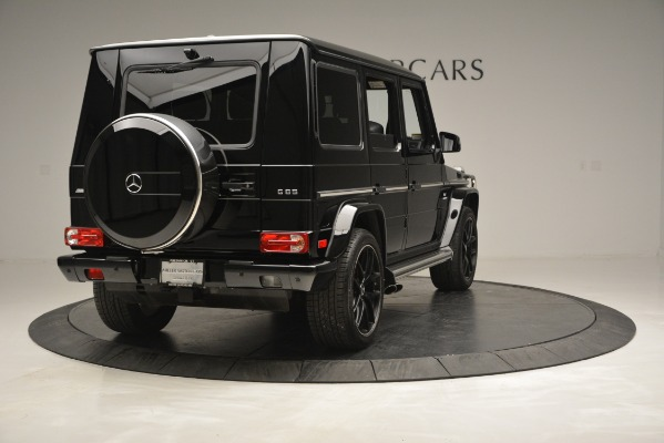 Used 2016 Mercedes-Benz G-Class AMG G 65 for sale Sold at Aston Martin of Greenwich in Greenwich CT 06830 7