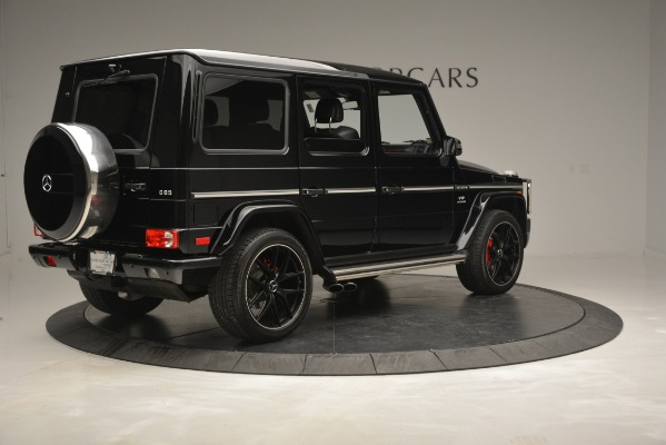 Used 2016 Mercedes-Benz G-Class AMG G 65 for sale Sold at Aston Martin of Greenwich in Greenwich CT 06830 8