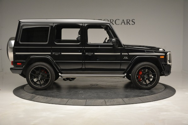 Used 2016 Mercedes-Benz G-Class AMG G 65 for sale Sold at Aston Martin of Greenwich in Greenwich CT 06830 9