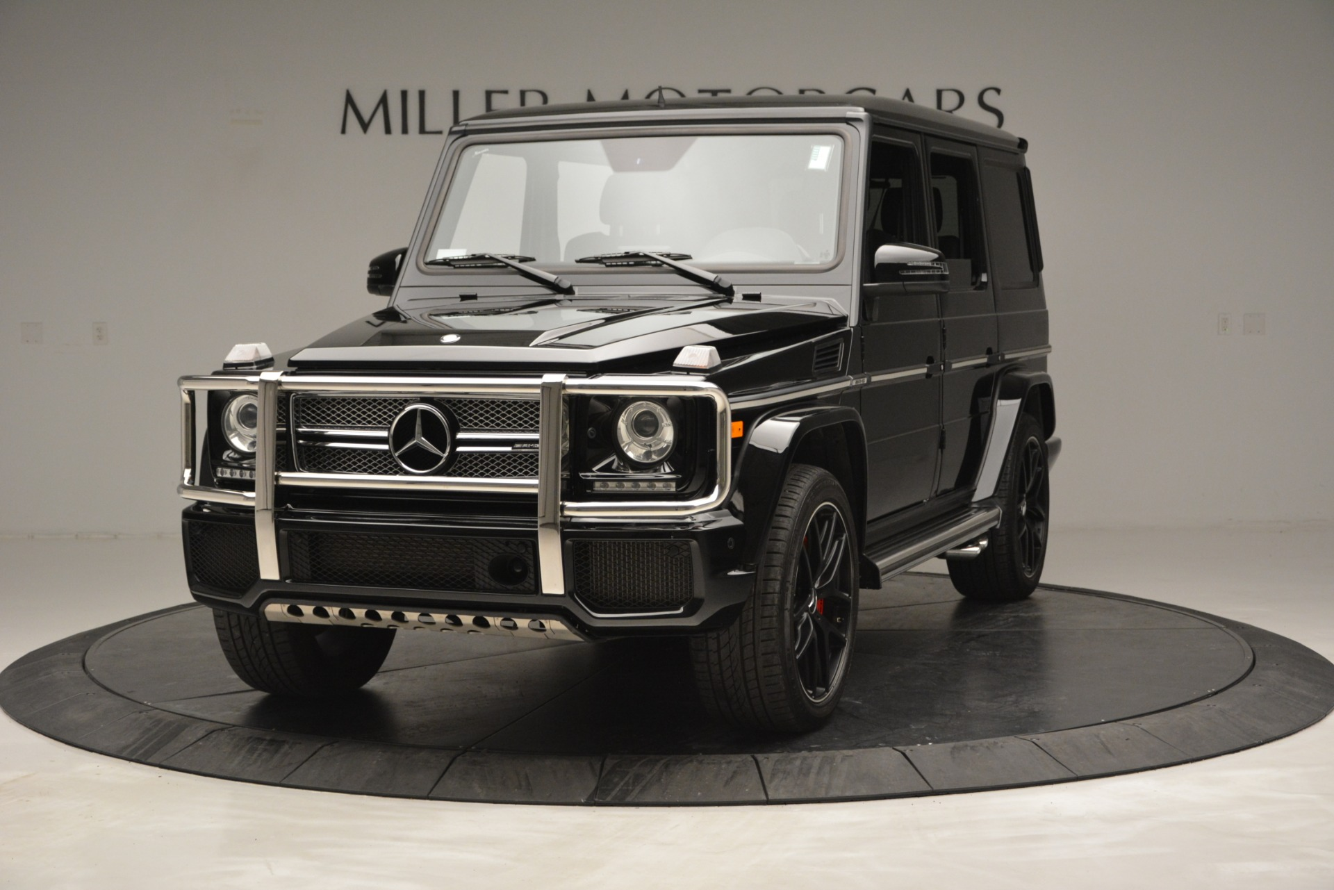 Used 2016 Mercedes-Benz G-Class AMG G 65 for sale Sold at Aston Martin of Greenwich in Greenwich CT 06830 1