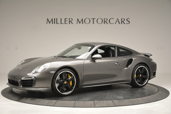 Used 2015 Porsche 911 Turbo S for sale Sold at Aston Martin of Greenwich in Greenwich CT 06830 2