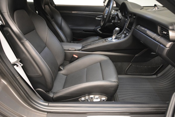 Used 2015 Porsche 911 Turbo S for sale Sold at Aston Martin of Greenwich in Greenwich CT 06830 20