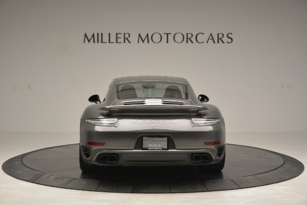Used 2015 Porsche 911 Turbo S for sale Sold at Aston Martin of Greenwich in Greenwich CT 06830 6