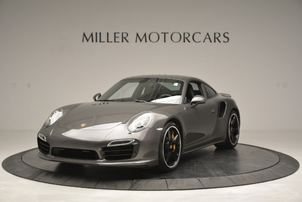 Used 2015 Porsche 911 Turbo S for sale Sold at Aston Martin of Greenwich in Greenwich CT 06830 1