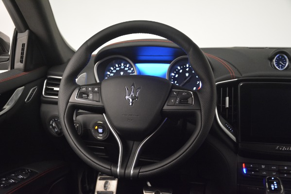 New 2019 Maserati Ghibli S Q4 GranSport for sale Sold at Aston Martin of Greenwich in Greenwich CT 06830 17