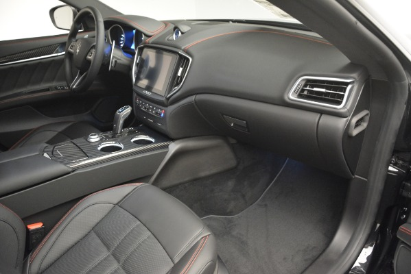 New 2019 Maserati Ghibli S Q4 GranSport for sale Sold at Aston Martin of Greenwich in Greenwich CT 06830 24