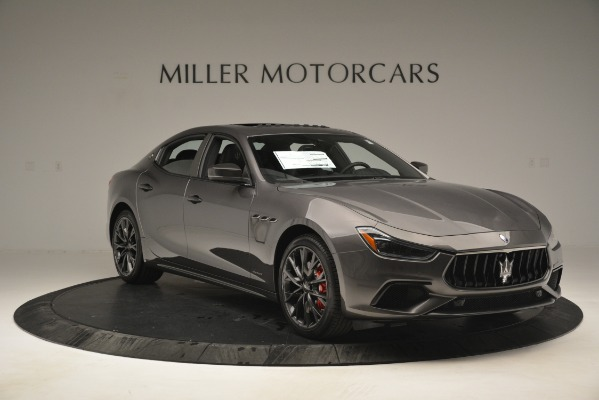 New 2019 Maserati Ghibli S Q4 GranSport for sale Sold at Aston Martin of Greenwich in Greenwich CT 06830 12
