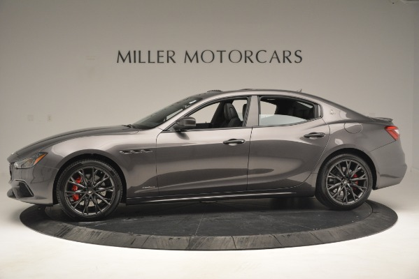 New 2019 Maserati Ghibli S Q4 GranSport for sale Sold at Aston Martin of Greenwich in Greenwich CT 06830 3