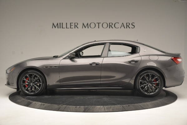 New 2019 Maserati Ghibli S Q4 GranSport for sale Sold at Aston Martin of Greenwich in Greenwich CT 06830 4