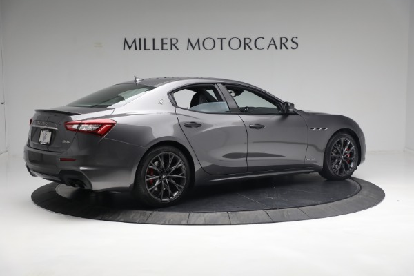 New 2019 Maserati Ghibli S Q4 GranSport for sale Sold at Aston Martin of Greenwich in Greenwich CT 06830 8