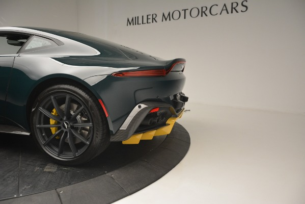 Used 2019 Aston Martin Vantage Coupe for sale Sold at Aston Martin of Greenwich in Greenwich CT 06830 17