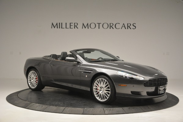 Used 2009 Aston Martin DB9 Convertible for sale Sold at Aston Martin of Greenwich in Greenwich CT 06830 10