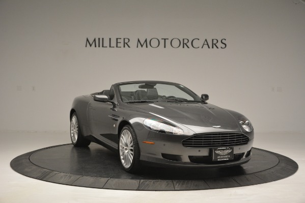 Used 2009 Aston Martin DB9 Convertible for sale Sold at Aston Martin of Greenwich in Greenwich CT 06830 11