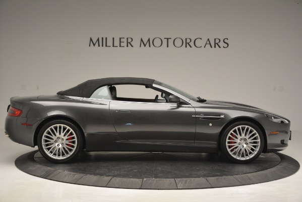 Used 2009 Aston Martin DB9 Convertible for sale Sold at Aston Martin of Greenwich in Greenwich CT 06830 13