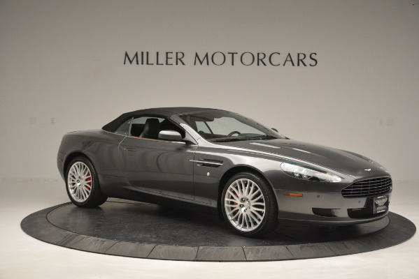 Used 2009 Aston Martin DB9 Convertible for sale Sold at Aston Martin of Greenwich in Greenwich CT 06830 14