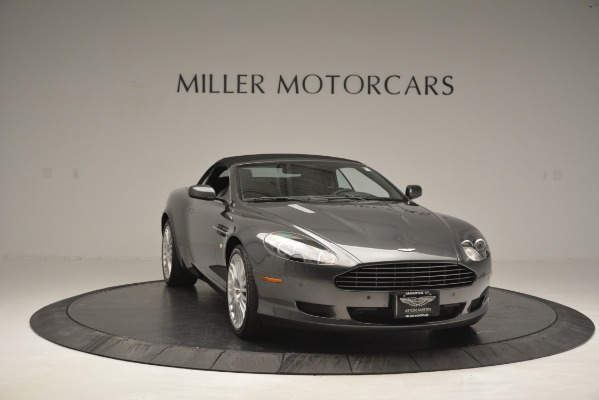 Used 2009 Aston Martin DB9 Convertible for sale Sold at Aston Martin of Greenwich in Greenwich CT 06830 15