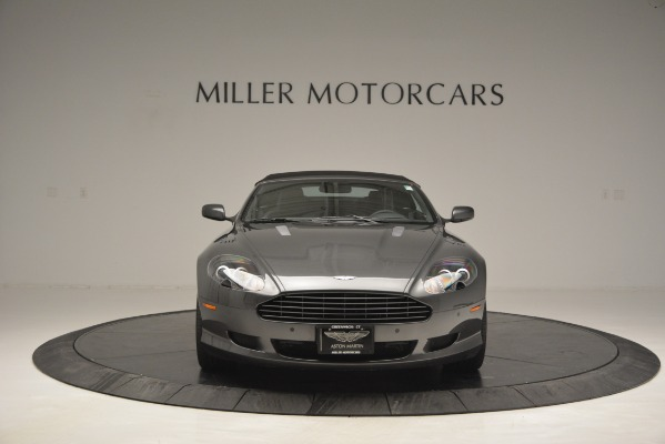 Used 2009 Aston Martin DB9 Convertible for sale Sold at Aston Martin of Greenwich in Greenwich CT 06830 16