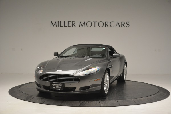 Used 2009 Aston Martin DB9 Convertible for sale Sold at Aston Martin of Greenwich in Greenwich CT 06830 17