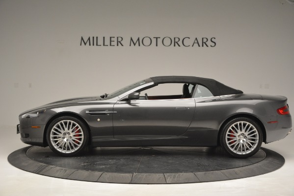 Used 2009 Aston Martin DB9 Convertible for sale Sold at Aston Martin of Greenwich in Greenwich CT 06830 19