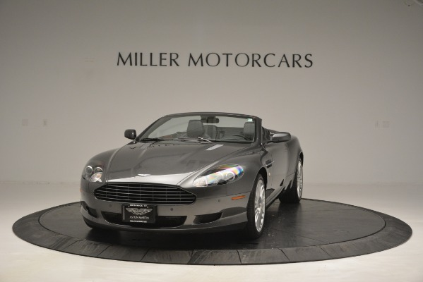 Used 2009 Aston Martin DB9 Convertible for sale Sold at Aston Martin of Greenwich in Greenwich CT 06830 2
