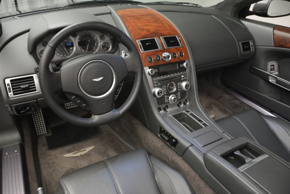Used 2009 Aston Martin DB9 Convertible for sale Sold at Aston Martin of Greenwich in Greenwich CT 06830 21