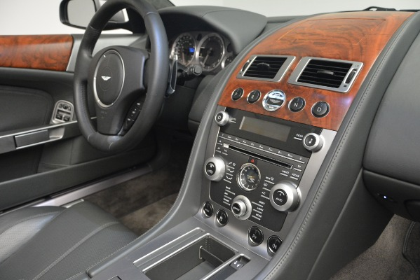 Used 2009 Aston Martin DB9 Convertible for sale Sold at Aston Martin of Greenwich in Greenwich CT 06830 25