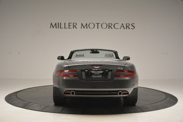 Used 2009 Aston Martin DB9 Convertible for sale Sold at Aston Martin of Greenwich in Greenwich CT 06830 6