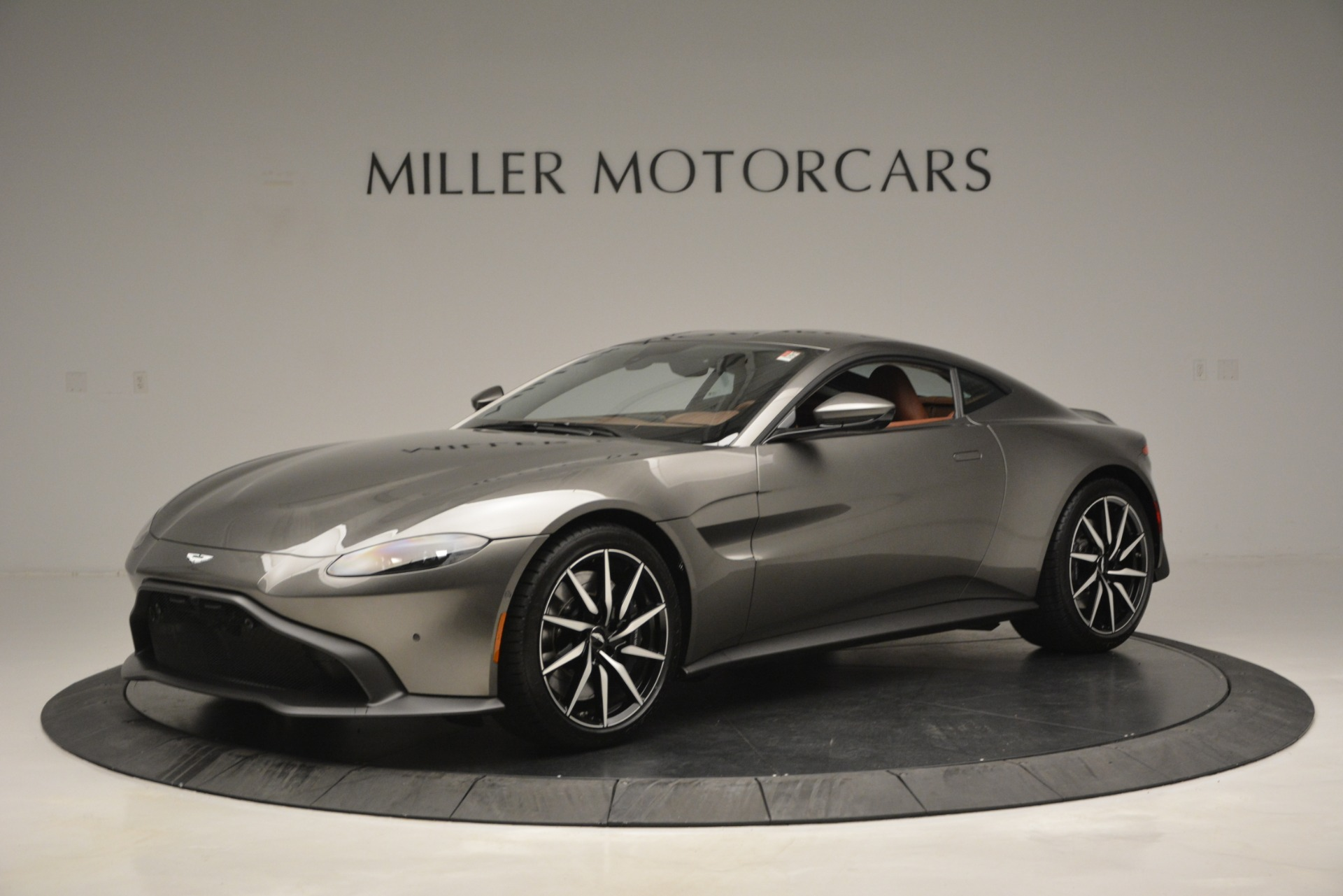 Used 2019 Aston Martin Vantage for sale Sold at Aston Martin of Greenwich in Greenwich CT 06830 1