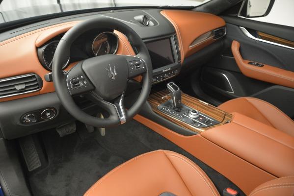New 2019 Maserati Levante Q4 GranLusso for sale Sold at Aston Martin of Greenwich in Greenwich CT 06830 16