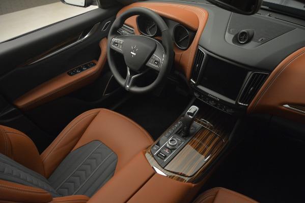 New 2019 Maserati Levante Q4 GranLusso for sale Sold at Aston Martin of Greenwich in Greenwich CT 06830 17