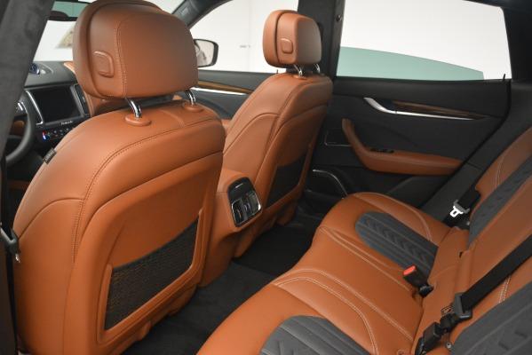 New 2019 Maserati Levante Q4 GranLusso for sale Sold at Aston Martin of Greenwich in Greenwich CT 06830 20