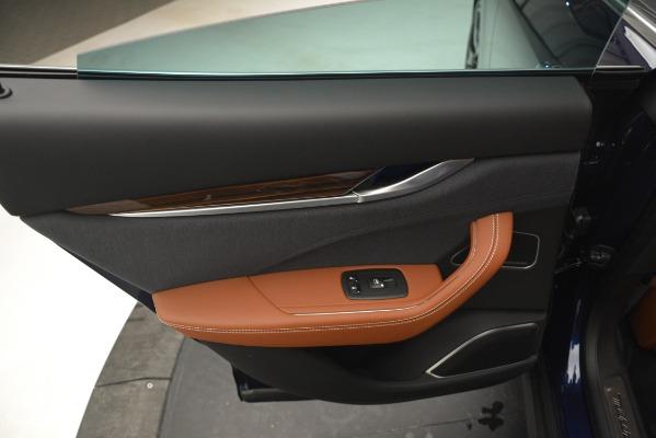 New 2019 Maserati Levante Q4 GranLusso for sale Sold at Aston Martin of Greenwich in Greenwich CT 06830 21