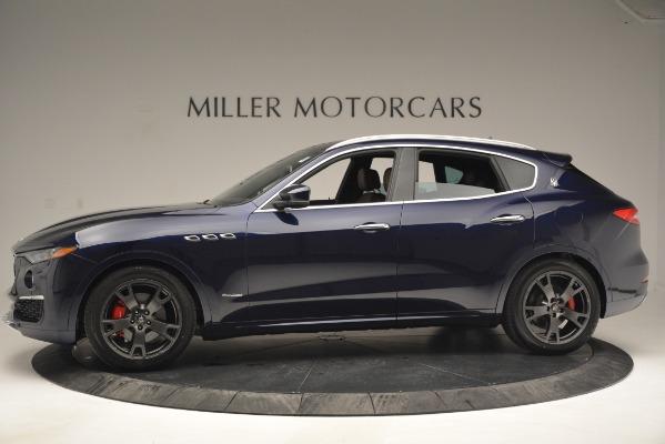 New 2019 Maserati Levante Q4 GranLusso for sale Sold at Aston Martin of Greenwich in Greenwich CT 06830 3