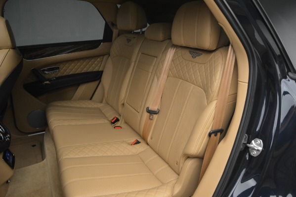 Used 2017 Bentley Bentayga W12 for sale Sold at Aston Martin of Greenwich in Greenwich CT 06830 24