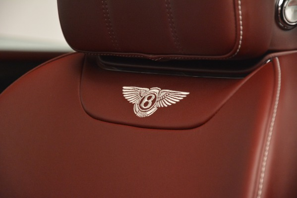 New 2019 Bentley Bentayga V8 for sale Sold at Aston Martin of Greenwich in Greenwich CT 06830 20