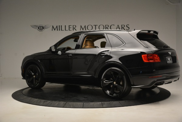 New 2019 Bentley Bentayga V8 for sale Sold at Aston Martin of Greenwich in Greenwich CT 06830 3