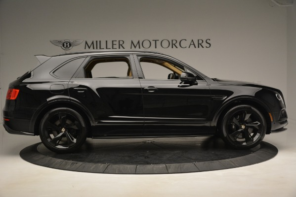 New 2019 Bentley Bentayga V8 for sale Sold at Aston Martin of Greenwich in Greenwich CT 06830 8