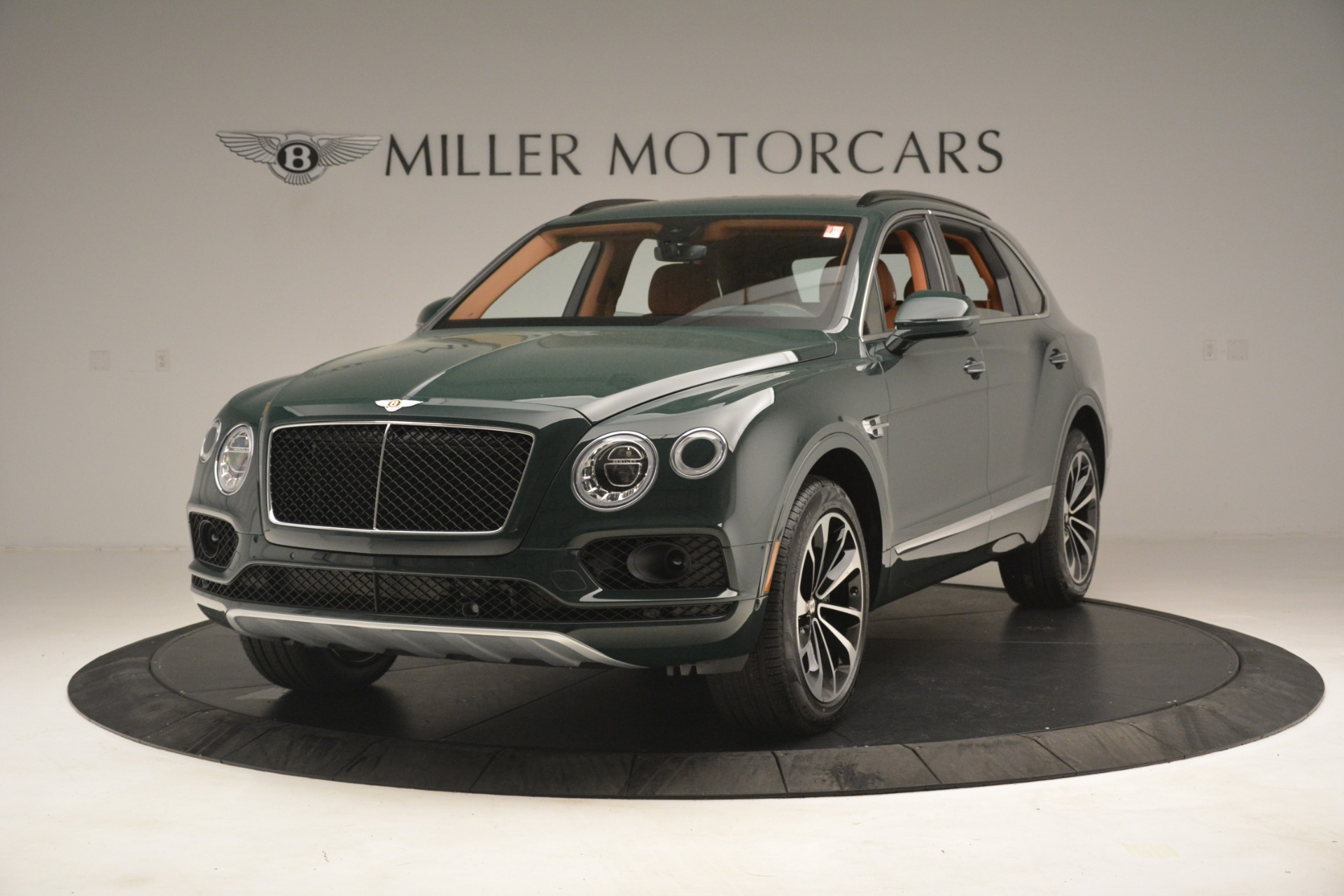 New 2019 Bentley Bentayga V8 for sale Sold at Aston Martin of Greenwich in Greenwich CT 06830 1